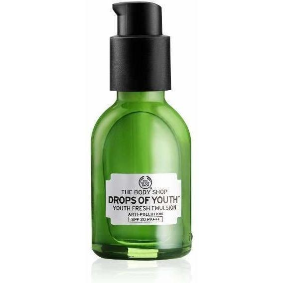The Body Shop Drops Of Youth Fresh Emulsion - Kates Kitchen