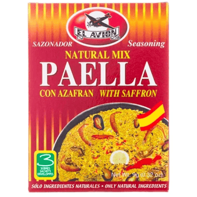 El Avion Paella Mix - Kate's Kitchen