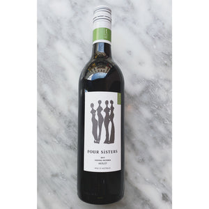 Four Sisters - Merlot - Kate's Kitchen