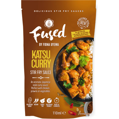Fused Katsu Curry Sauce - Kate's Kitchen