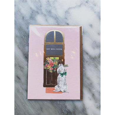 Get Well Soon Gift Card - Kate's Kitchen