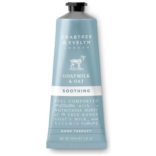Crabtree & Evelyn Goatmilk & Oat - Soothing Hand Therapy - Kates Kitchen