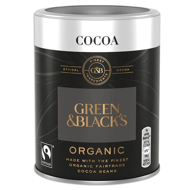 Green & Blacks Cocoa Powder - Kate's Kitchen