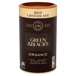 Green & Blacks Hot Chocolate - Kate's Kitchen