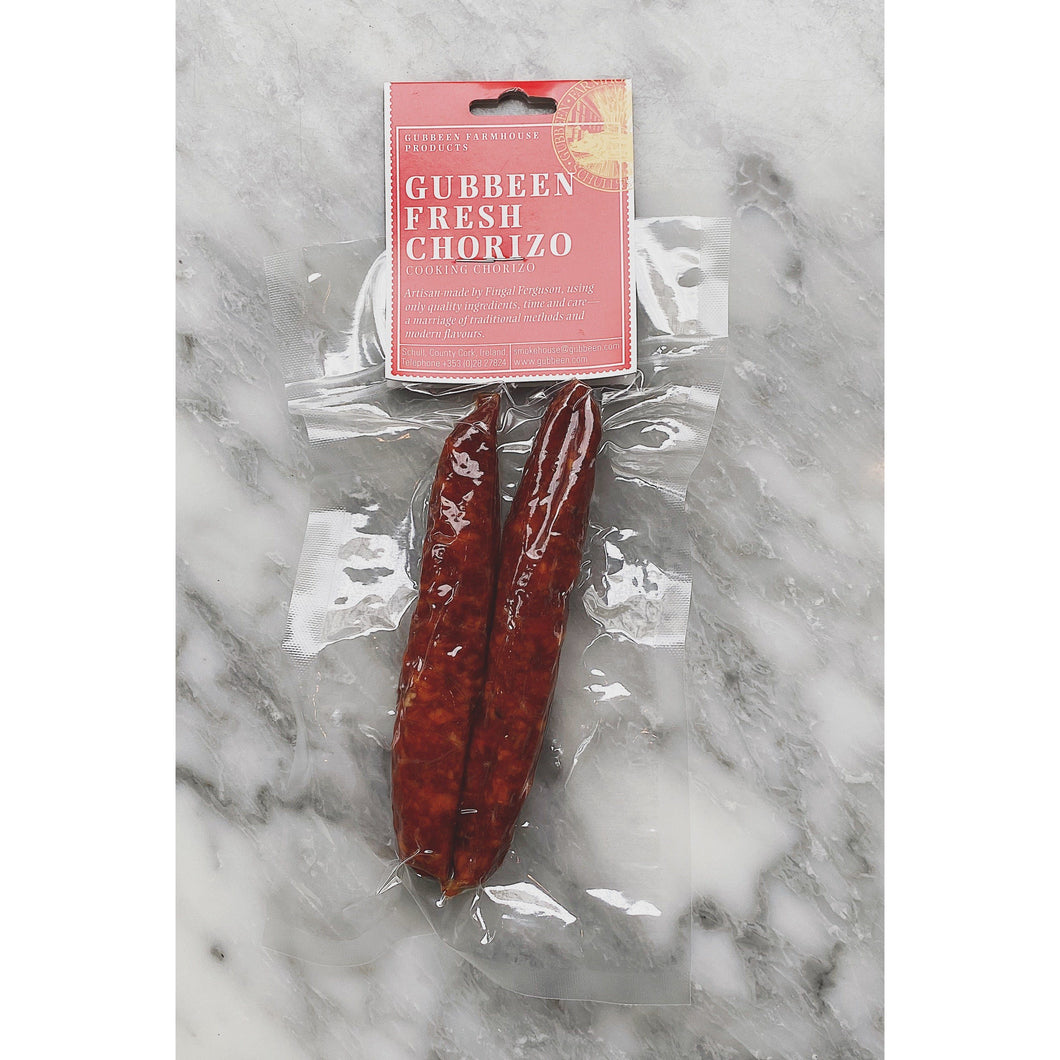 Gubbeen Chorizo Uncooked - Kate's Kitchen