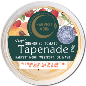 Harvest Moon Sun Dried Tomato Tapanade - Kate's Kitchen