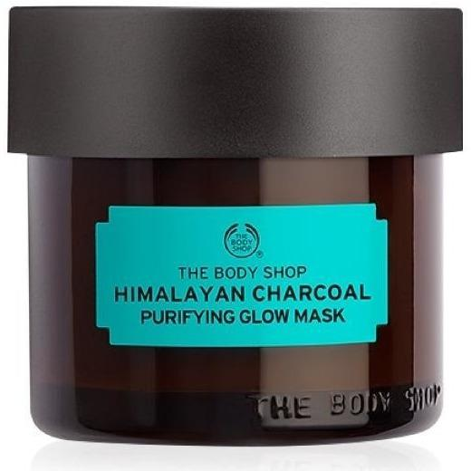 The Body Shop Himalayan Charcoal Purifying Glow Mask - Kates Kitchen
