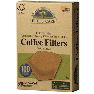 If You Care - Coffee Filters Size 2 - Kate's Kitchen