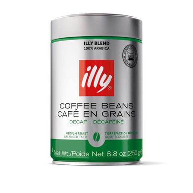 Illy Decaff Ground - Kate's Kitchen