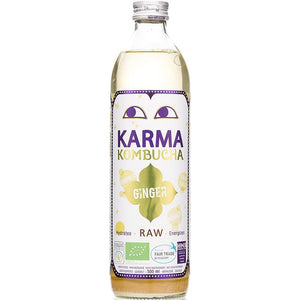 Karma Ginger Kombucha - Kate's Kitchen
