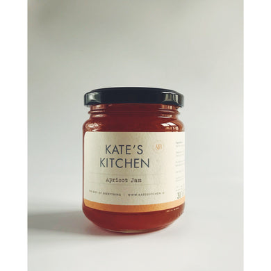 Kate's Apricot Jam - Kate's Kitchen