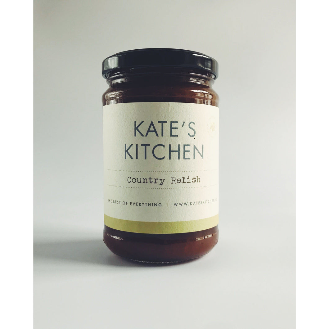 Kate's Country Relish - Kate's Kitchen