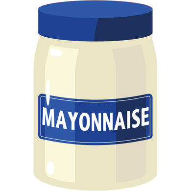 Kate's Curry Mayonnaise - Kate's Kitchen