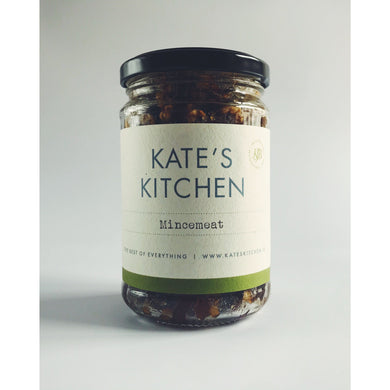 Kate's Mincemeat - Kate's Kitchen