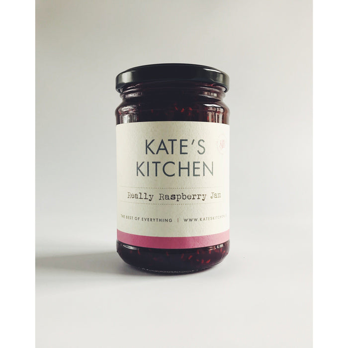 Kate's Really Raspberry Jam