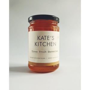 Kate's Three Fruit Marmalade - Kate's Kitchen