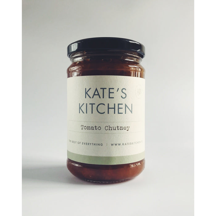 Kate's Top Tomato Chutney
