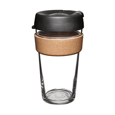 Keep Cup Brew Cork - Black 16oz - Kate's Kitchen