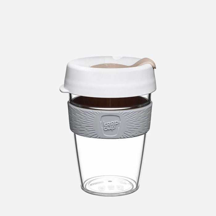 KeepCup Clear Nimbus 12oz - Kate's Kitchen