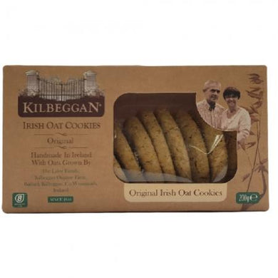Kilbeggan Irish Oat Cookies - Kate's Kitchen