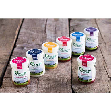 Killowen Irish Yoghurts - Kate's Kitchen