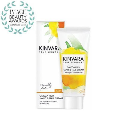 Kinvara Omega Rich Hand and Nail Cream - Kate's Kitchen