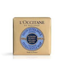 L'occitane - Lavender Extra Gentle Shea Soap 100gm - Kate's Kitchen