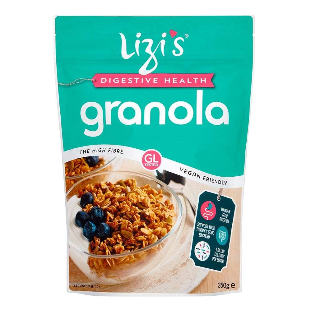 Lizi's Granola Digestive Health - Kate's Kitchen