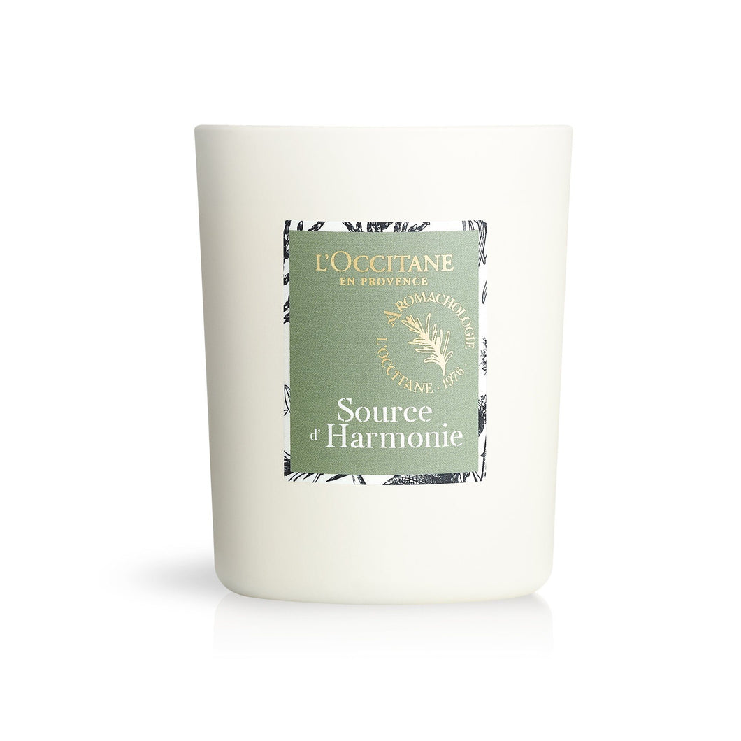 L'Occitane Harmony Scented Candle - Kate's Kitchen