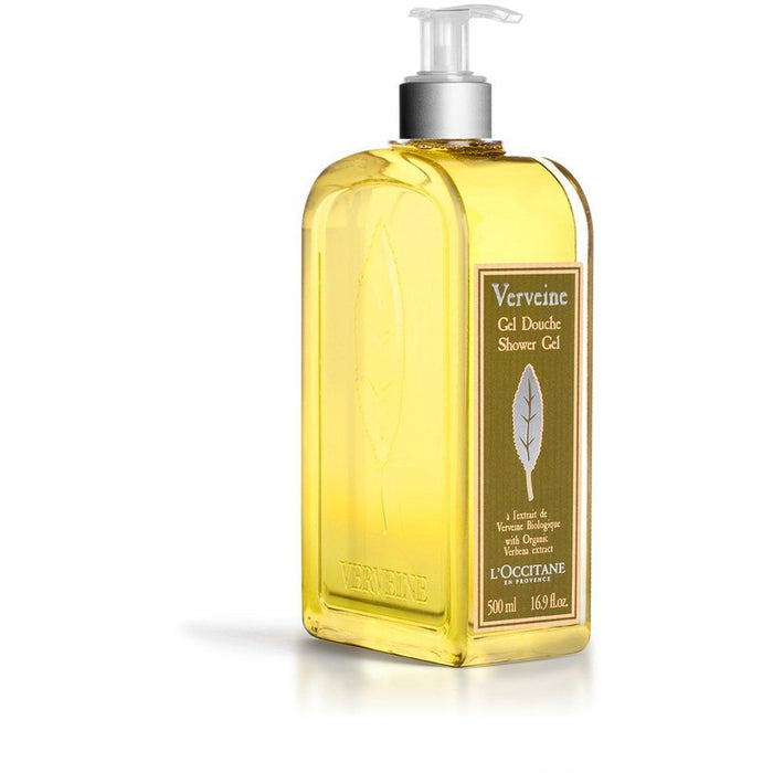 L'occitane Luxury Size  Verbena Shower Gel - Kate's Kitchen