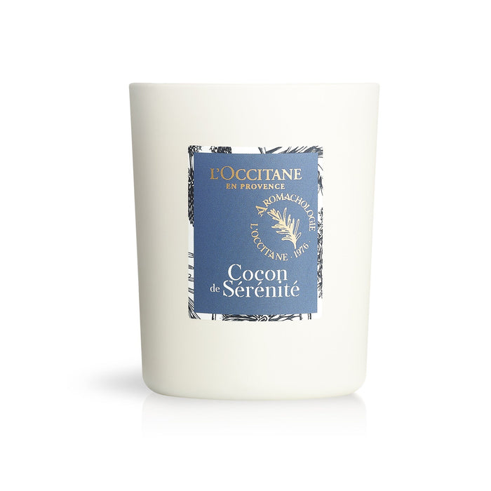 L'Occitane Relaxing Scented Candle - Kate's Kitchen