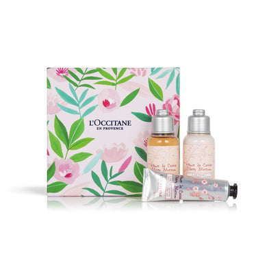 L'Occitane Cherry Beauty Blossoms Collection - Kate's Kitchen