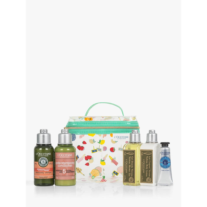 L'Occitane Travel Essentials Collection - Kate's Kitchen