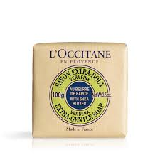 L'Occitane Verbena Extra Gentle  Soap 100g - Kate's Kitchen