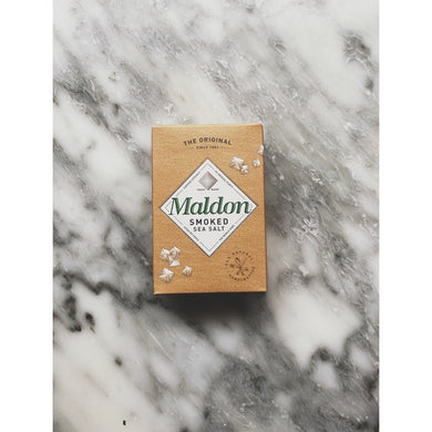 Maldon Smoked Sea Salt - Kate's Kitchen