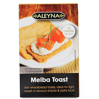 Melba Toast - Kate's Kitchen