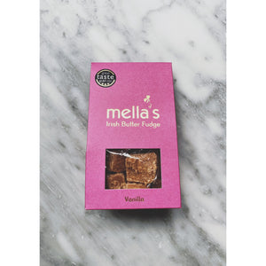 Mellas Vanilla Fudge - Kate's Kitchen
