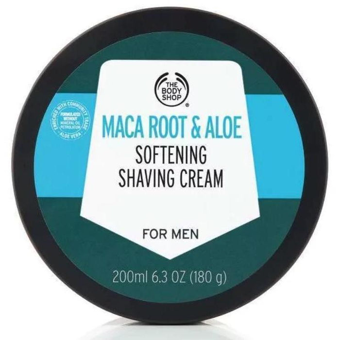 The Body Shop Mens Shaving Cream - Kates Kitchen