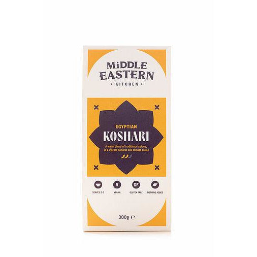 Middle Eastern Kitchen Koshari Cooking Sauce