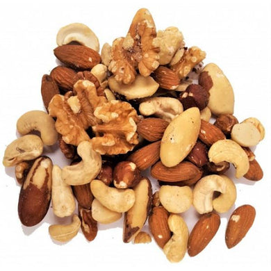 Mixed Nuts - Kate's Kitchen