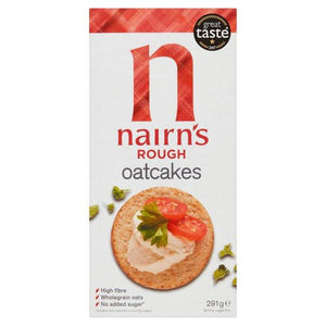 Nairns Rough Oat Cakes - Kate's Kitchen
