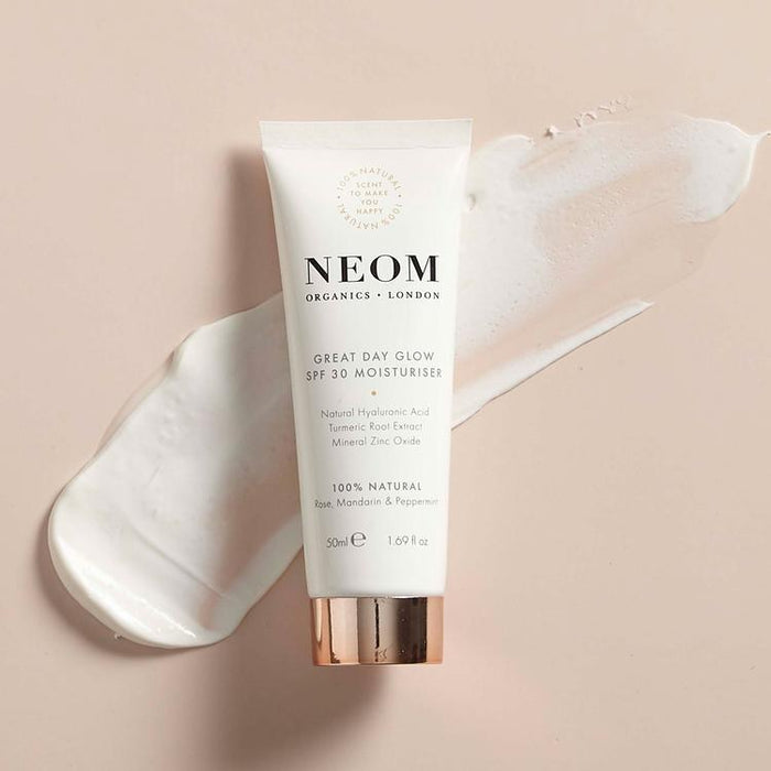 Neom Organics Great Day Glow Moisturiser SPF 30 - Kate's Kitchen