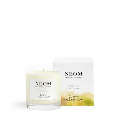Neom Organics Happiness 1 Wick Candle - Kate's Kitchen