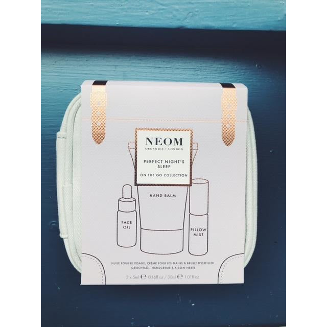 Neom Organics Perfect Nights Sleep - On The Go Collection - Kate's Kitchen