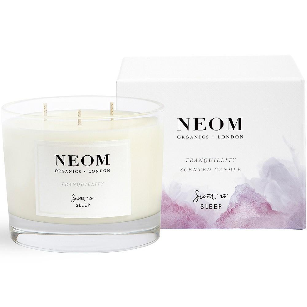 Neom Organics - Tranquillity Scented Candle (3 Wick) - Kate's Kitchen