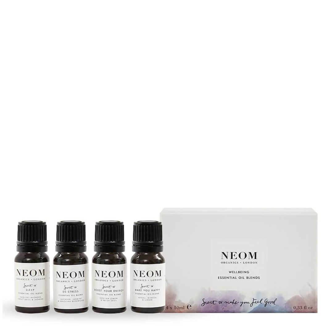 Neom Organics Wellbeing Essential Oil Kit - Kate's Kitchen