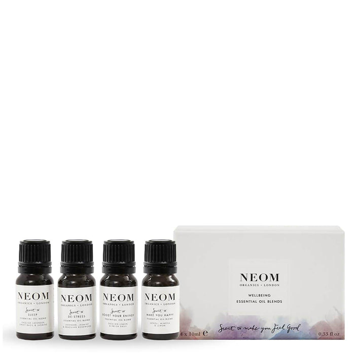 Neom Organics Wellbeing Essential Oil Kit
