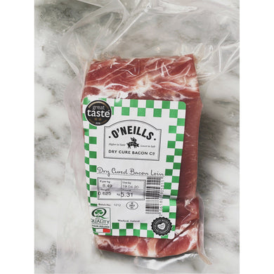 O Neils Bacon Loin - Kate's Kitchen