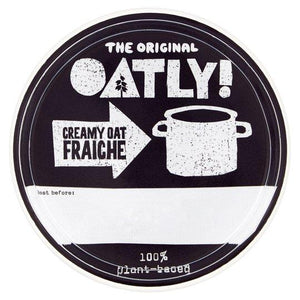 Oatly Oat Creme Fraiche - Kate's Kitchen