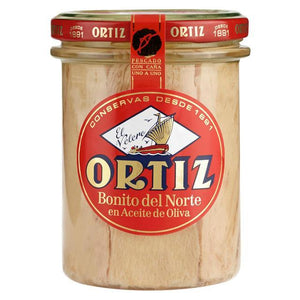 Ortiz White Tuna in Oil - Kate's Kitchen
